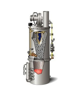 ARMSTRONG - Flo Direct Complete Thermal Exchange Gas-Fired Water Heater