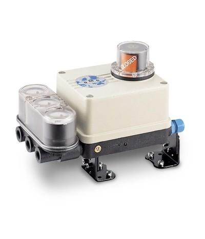 O.M.C. -Ηλεκτροπνευματικά positioners
