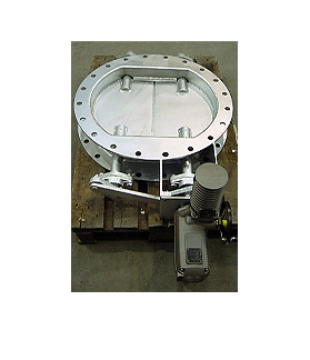 CMO - Butterfly valves for gases