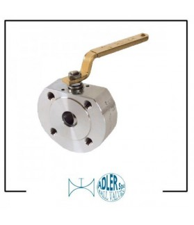ADLER - Ball valves wafer type