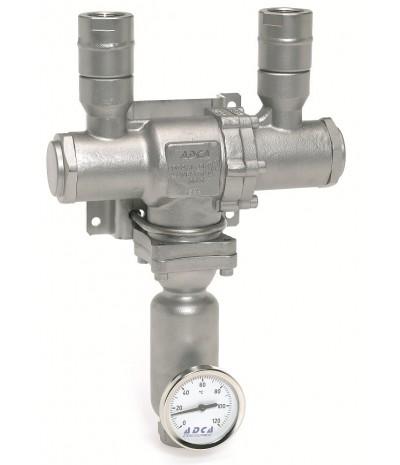 VALSTEAM ADCA - Θερμοστατικοί μείκτες ατμού / νερού