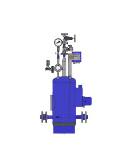 FLOWSERVE GESTRA - Condensate pumps with conductivity level control