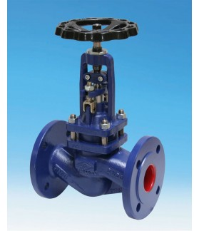 ARI - Globe valves with bellow seal FABA SUPRA I / SUPRA C Fig.146