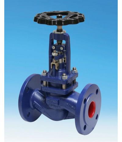 ARI - Globe valves with bellow seal FABA  SUPRA I / SUPRA C Fig.146