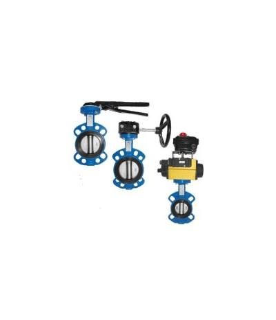 SIRCA - Butterfly valves