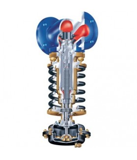 ARI - PREDU - Pressure reducing valve