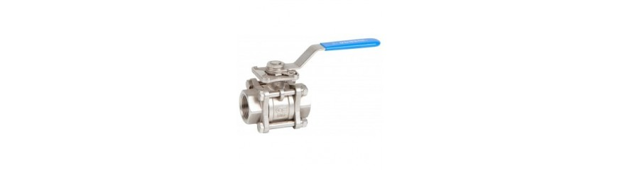 Ball Valves 2-Way