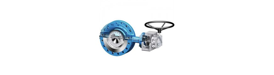Butterfly Valves Triple Offset
