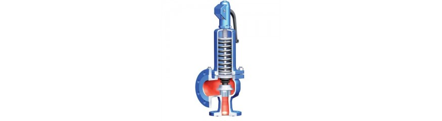 Safety Valves acc. DIN
