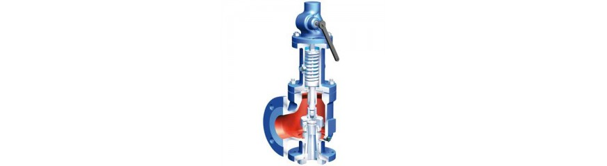 Safety Valves acc. API 526