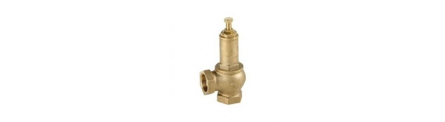 Safety Valves Bronze Type