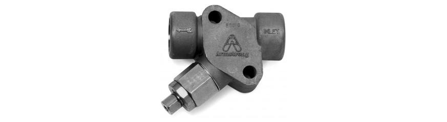 Υποδοχείς Ατμοπαγίδων (connectors)