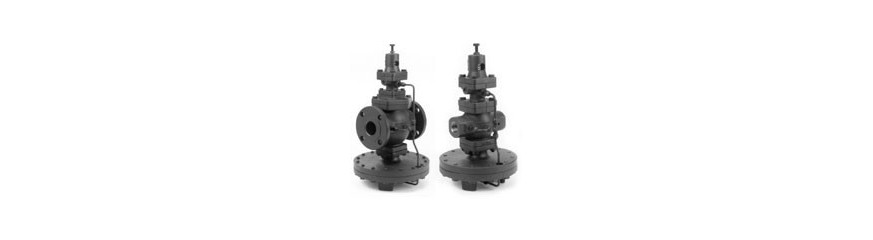 Pressure Reducing Valves Pilot Operated