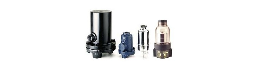 For Compressed Air / Gas Systems